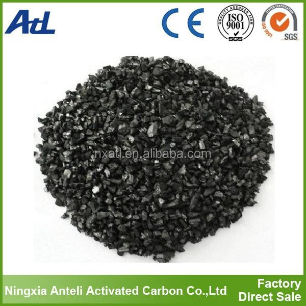 low price spherical activated carbon for table water purification
