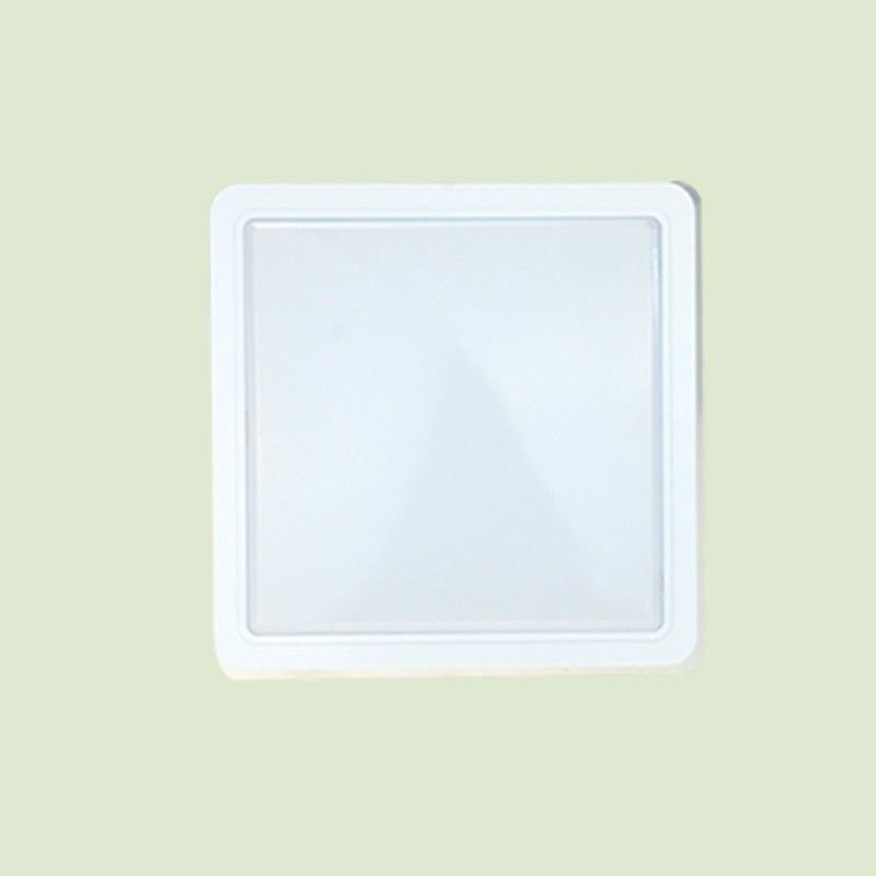 anti-glare Brightness uniform led garden lamp