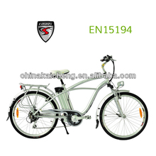 2014 newest 26 inch e cycle bike 24V/36V/250W with EN15194