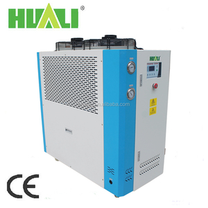 Huali refrigeration cooling system r410a refrigerant home use water chiller
