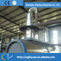 Efficiency Oil Filter Recycling Plant