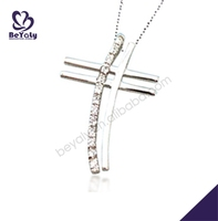 Fashion necklace wholesale 925 sterling silver ash pendant