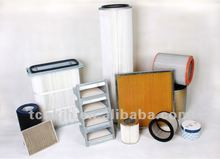 High Temperature industrial air filter