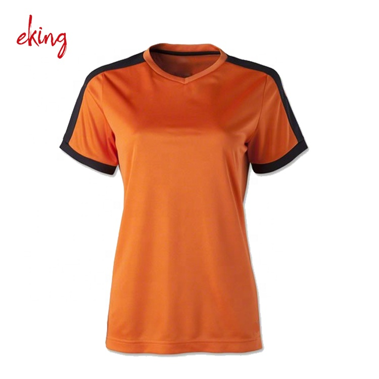 College football jersey new model soccer uniforms set for women