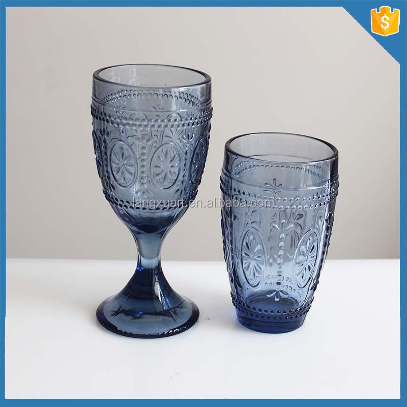 Fairy Tales Colored Drinkware Cloud Water Goblet