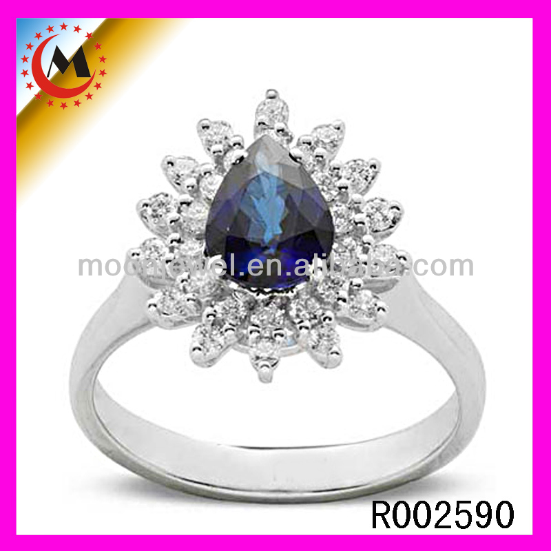 2017 LATEST MAGNETIC WEDDING RING DESIGN,CZ GEMSTONE JEWELRY WHOLESALE,FASHION 925 ITALIAN SILVER RING FOR WEDDING new design ri