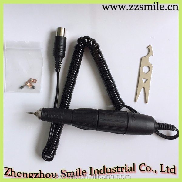 High Quality and CE Approved Dental Strong 204 Micro Motor with Durable 102 Handpiece/Carving Machine