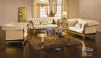 Stile europeo soggiorno di lusso moderno mobili neo for Casa in stile europeo