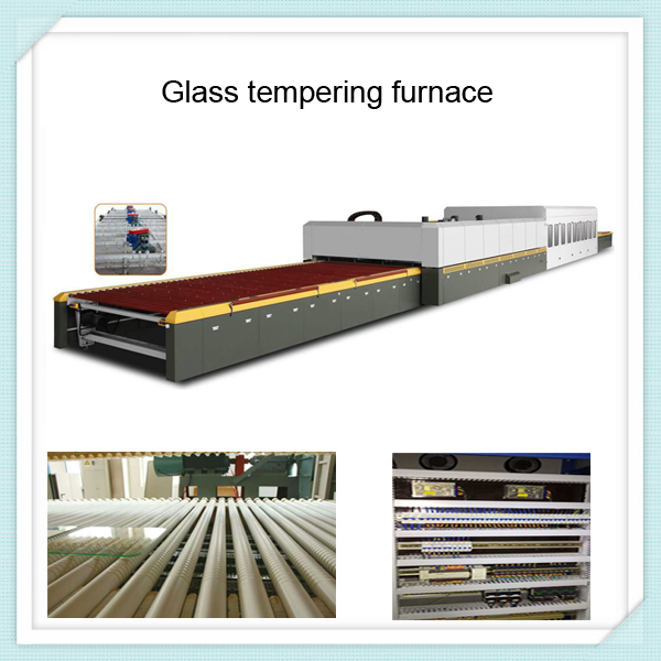 JFG0810 Small single room flat glass tempering and bending furnace with CE