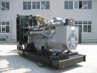 perkins engine diesel generator set fuel consumption