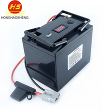 CE Certification Custom Design 12V 50Ah Li-Ion Battery Supplier China