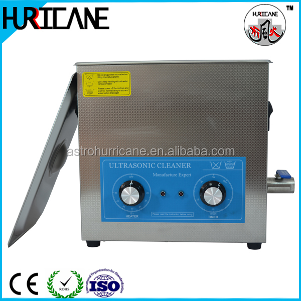 Dental filter ultrasonic cleaning