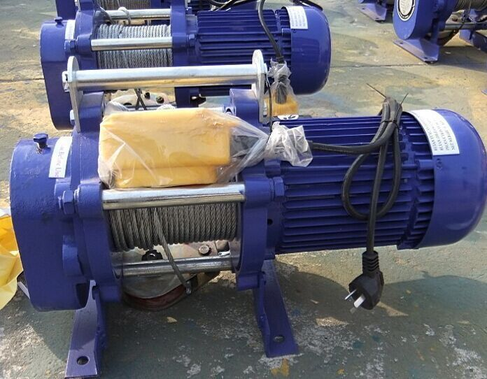 Multifunctional electrical Hoist / lifting hoist / electric wire rope winch
