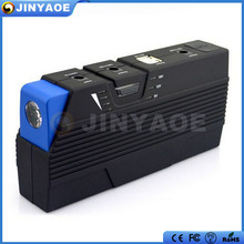 High capacity power bank jump start 15000mah emergency car vehicle power booster