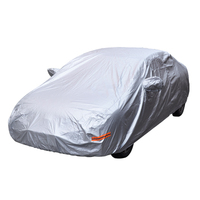 Outdoor Padded Hail Protection Car Cover