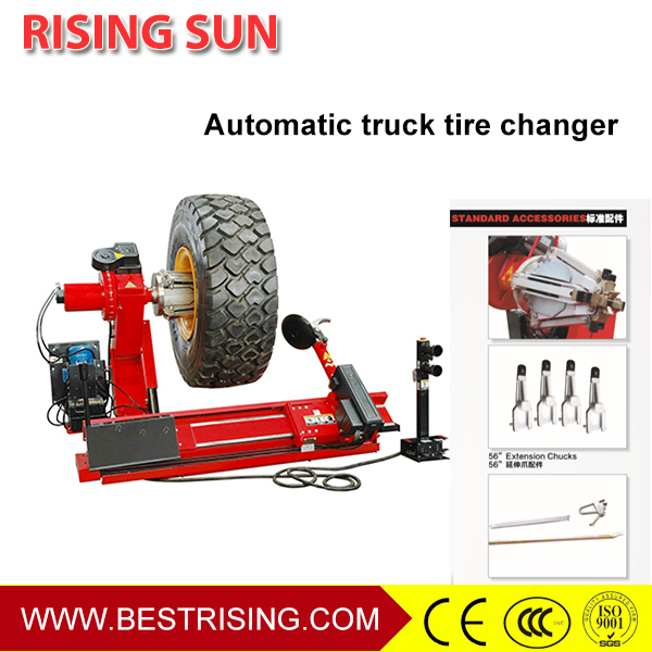 Heavy vehicle used otr tyre repair equipment for tire changer