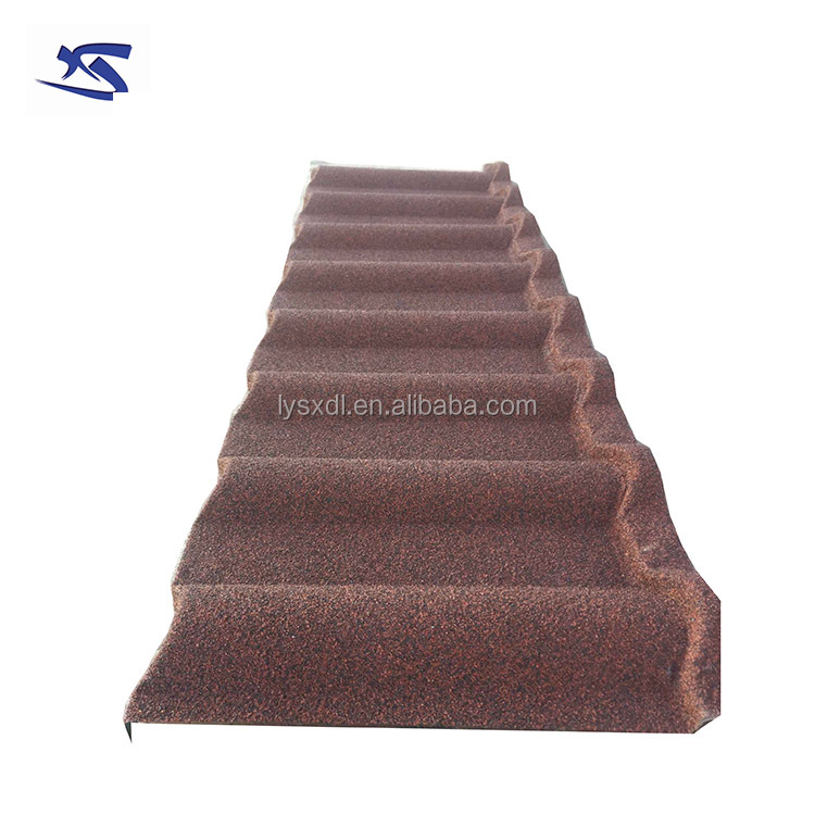 Stone coated metal roofing sheet panels and roofing price asphalt shingles