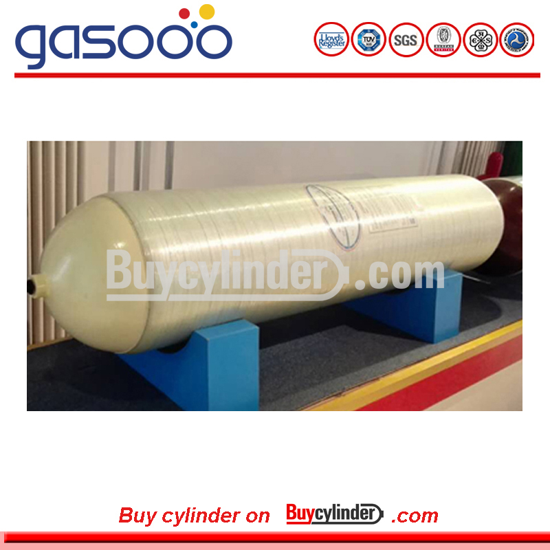 65L CNG Cylinder Bottle for Vehicle CNG Type 2 Cylinder