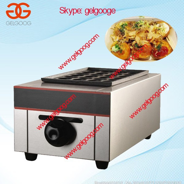 Single Plate Gas Fish Pellet Grill/Fish Food Pellet Making Machine