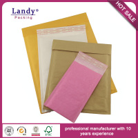 custom a4 paper kraft bubble padded envelope