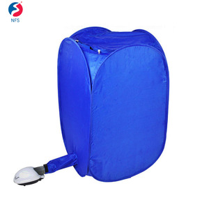 Travel Hot Air Blower Portable Electric Clothes Dryer