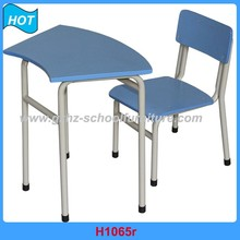 Classroom Furniture Kindergarten School Study Wood Table and Chair for Kids