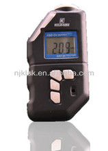 Light weight and easy operation portable gas detector for coal mine worker