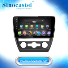 Android In dash Multimedia Receiver for Volkswagen Sagitar 2015 with GPS navigation, Bluetooth, FM/AM/RDS, Mirror link