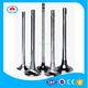 Continuous manufacture motorcycle accessories engine valves For Hero Honda Super Cub C100 Wave100 parts Selling the world