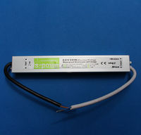 GLS-36-24 packing with white box high quality 24V 1.5A 36W waterproof led driver