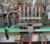 automatic glass vial filling machine for liquid with plugging
