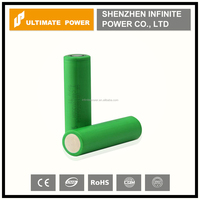 18650 rechargeable li ion cell sony us18650v 3.7v 2100mah 30a high power battery for rock bottom price