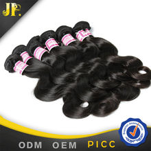 JP hair unprocessed brazilian body wave hair products distribution