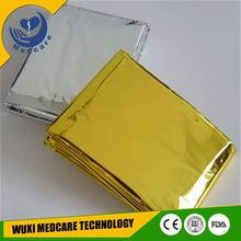 MT-MB1 Wholesale PET polyester film mylar blankets