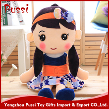Plush Material and custom plush toy Type Plush doll