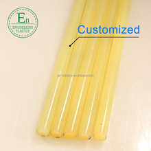 Elastic Rubber 10mm polyurethane rod pu bar rod