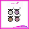 YAESHII single color Glitter Mineral Pigments waterproof eyeshadow with palette