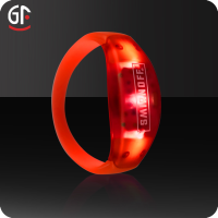 2016 New Craft Party Decoration LED Led Wristbands
