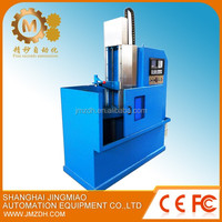 Vertical shafts induction heating generator hardening furnace
