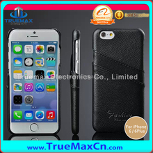 For iPhone 6 Case, Two mobile phones leather case for iPhone 6,
