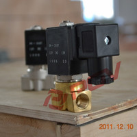PS 2 way mini direct acting normally close solenoid valve 12v air