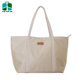 Blank Utility Canvas beach bag shoulder tote bag for women
