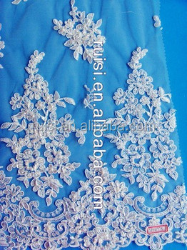 Lace Fabric (SBY61978CB)