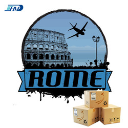 Air Freight Qatar Air Cargo Tracking China Forwarding Agent to Italy Roma