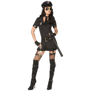 Factory hot sale sexy cop costume