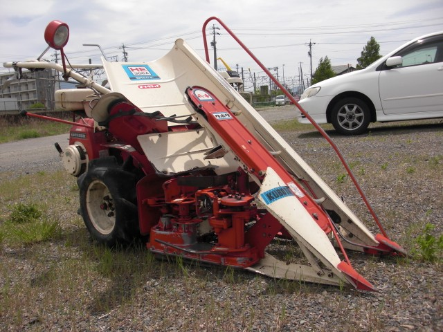 Kubota Used Harvesters