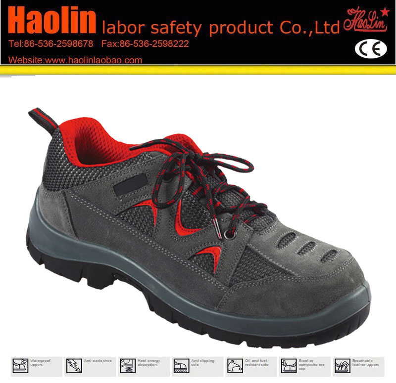 HL-A119 hot selling high quality fashion shoes, deltaplus industrial safety shoes