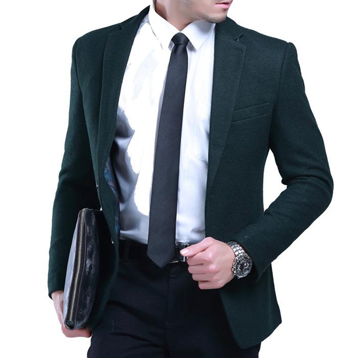 2015 mens suit jackets Colorful Mens Suits New man suit classic wool Men's  Single West Coat