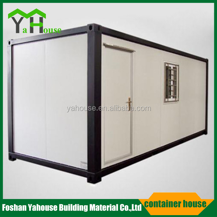 yahouse02 20Ft Modern Luxury Living Prefabricated Flat Pack Folding Expandable Container House Price In Thailand