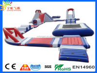 China factory super hot 2016 competitive price inflatable floating water park